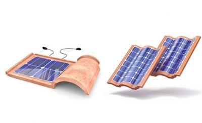 انرژی خورشیدی در ساختمان