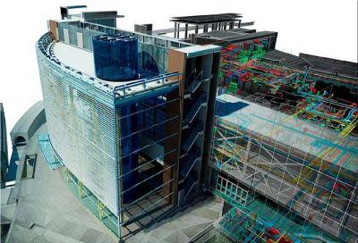 تکنولوژی BIM و کاربرد آن در صنعت ساختمان