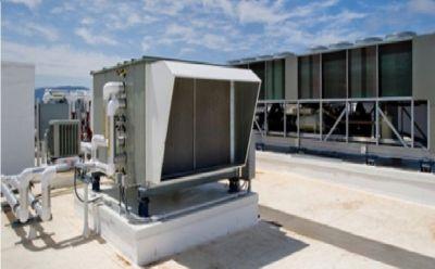 جانمایی مناسب چیلر های هوا خنک و افزایش کارایی